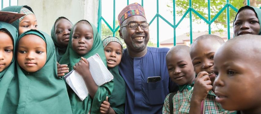Nigerian mediator who won Chibok girls' release named 2017 winner of UNHCR's Nansen Award