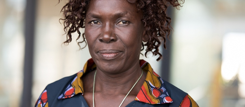Watch how Milly Lagu defied violence and terror to start a new life in Uganda