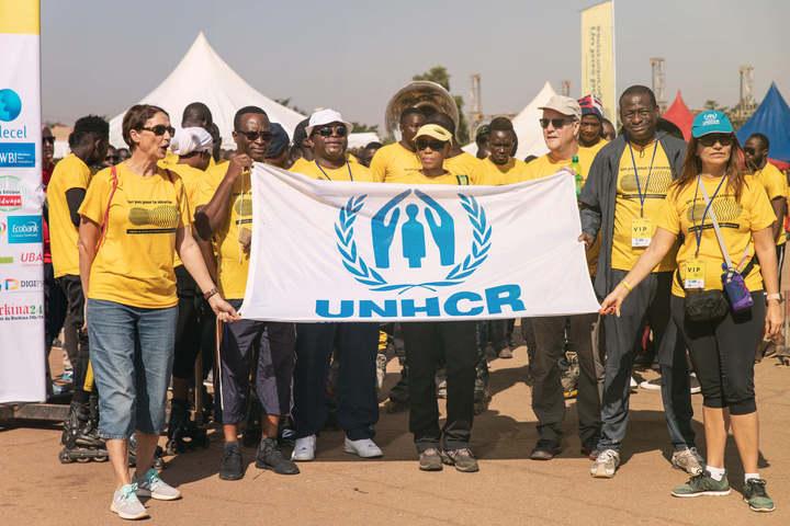 Representation Du Hcr Au Burkina Faso