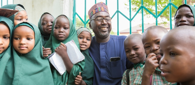 Nigerian mediator who won Chibok girls' release named 2017 winner of UNHCR's Nansen Award