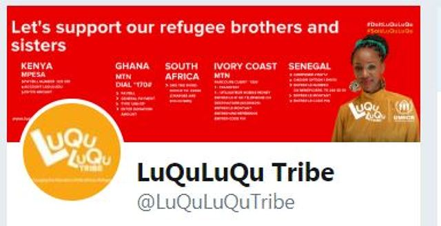 LuQuLuQu, a campaign by UNHCR, The UN Refugee agency creates a buzz on social media